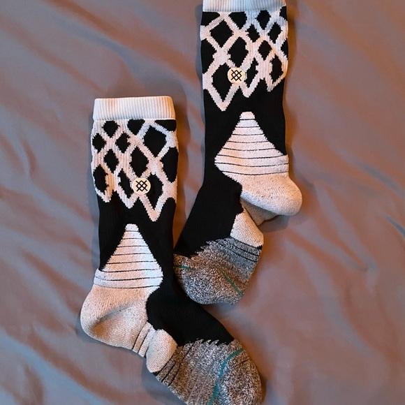 Stance Patterned Socks